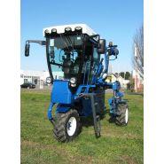 TRACTIS 100-120 - Tracteur enjambeur - Frema - à transmission hydrostatique 3 roues motrices