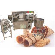 Appareil à cornet de glace professionnel - Henan Gelgoog - Capacité 500pcs/h