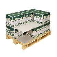 935.1200.01 - Intercalaire pour palettes et caisse-palettes - Neupack - dimensions 750 x 1150mm