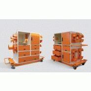 Pupitres de commande industrielle - Epilson - Pour les portiques de lavage poids-lourds ID WASH