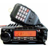 7m ham - Émetteur récepteur radio - crt - mode fm (bande étroite et bande large)