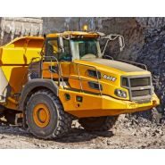 B40e tombereaux articulés - bell - 39 000 kg