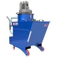 Appareil de vidange 200 / 30 litres triphase oilvac 200 t  3 k w.
