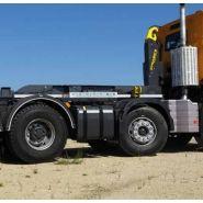 DYNAMIC'S CS145A - Bras hydraulique pour camion - Cornut - 32 T