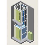 Ascenseur de maison lift basic - kleemann - charge nominale 200 à 450 kg