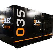 Groupe électrogène outdoor 35yc e3 - 33 kva rental