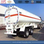 Remorques citerne - Xiamen Sunsky trailer Co.,Ltd - Capacité 36000 l