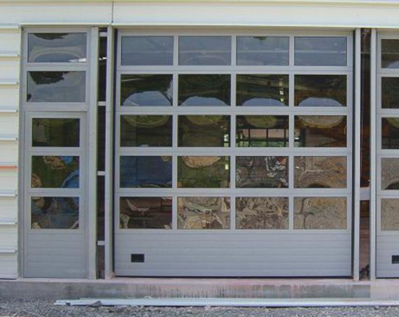 Aamis sur - Remplacer porte de garage par baie vitree ...