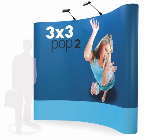 Totem sur for Stand parapluie 3x3