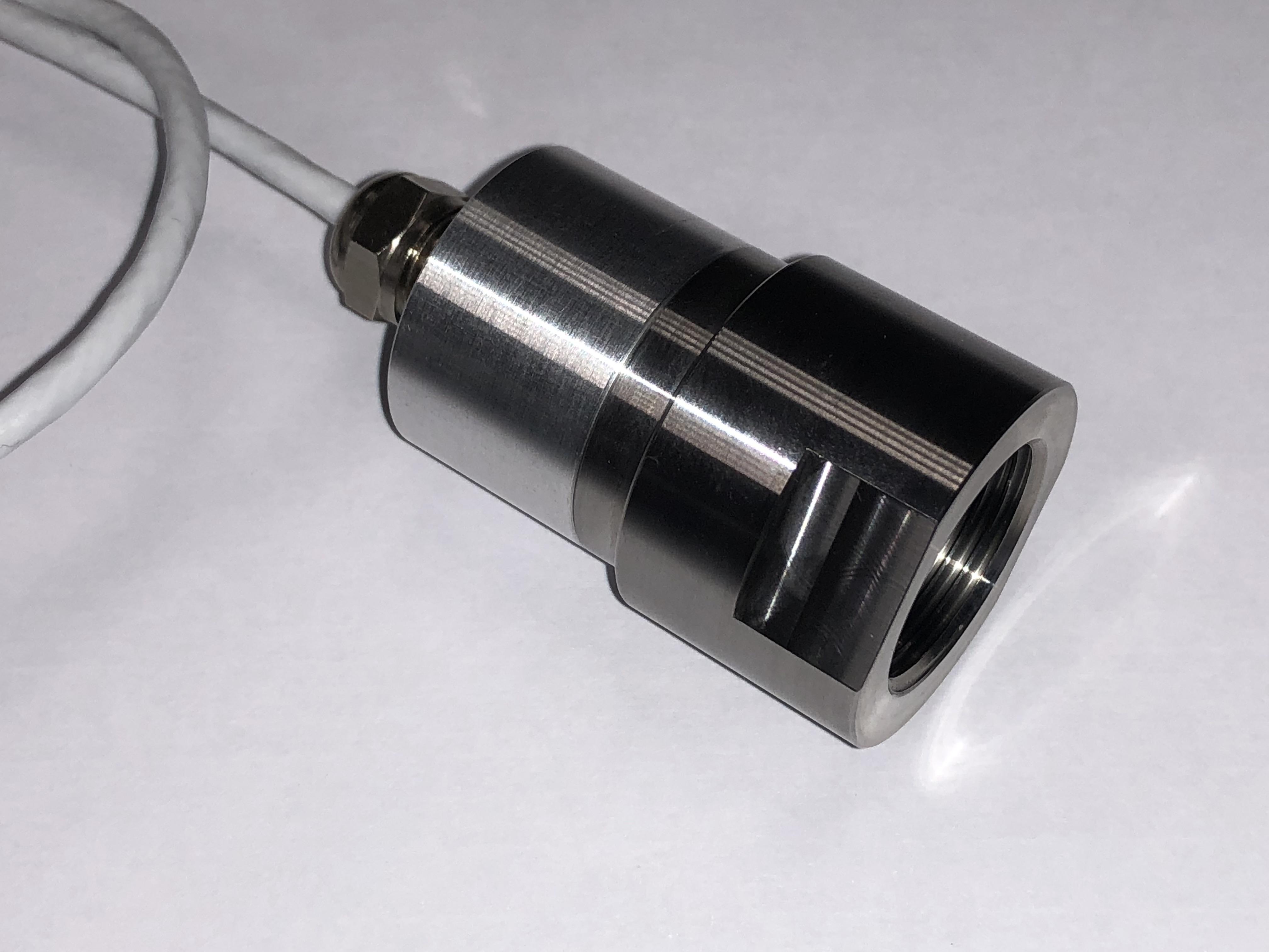 Capteur de pression industriel haute pression série pr
