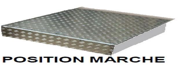 marché pmr escamotable