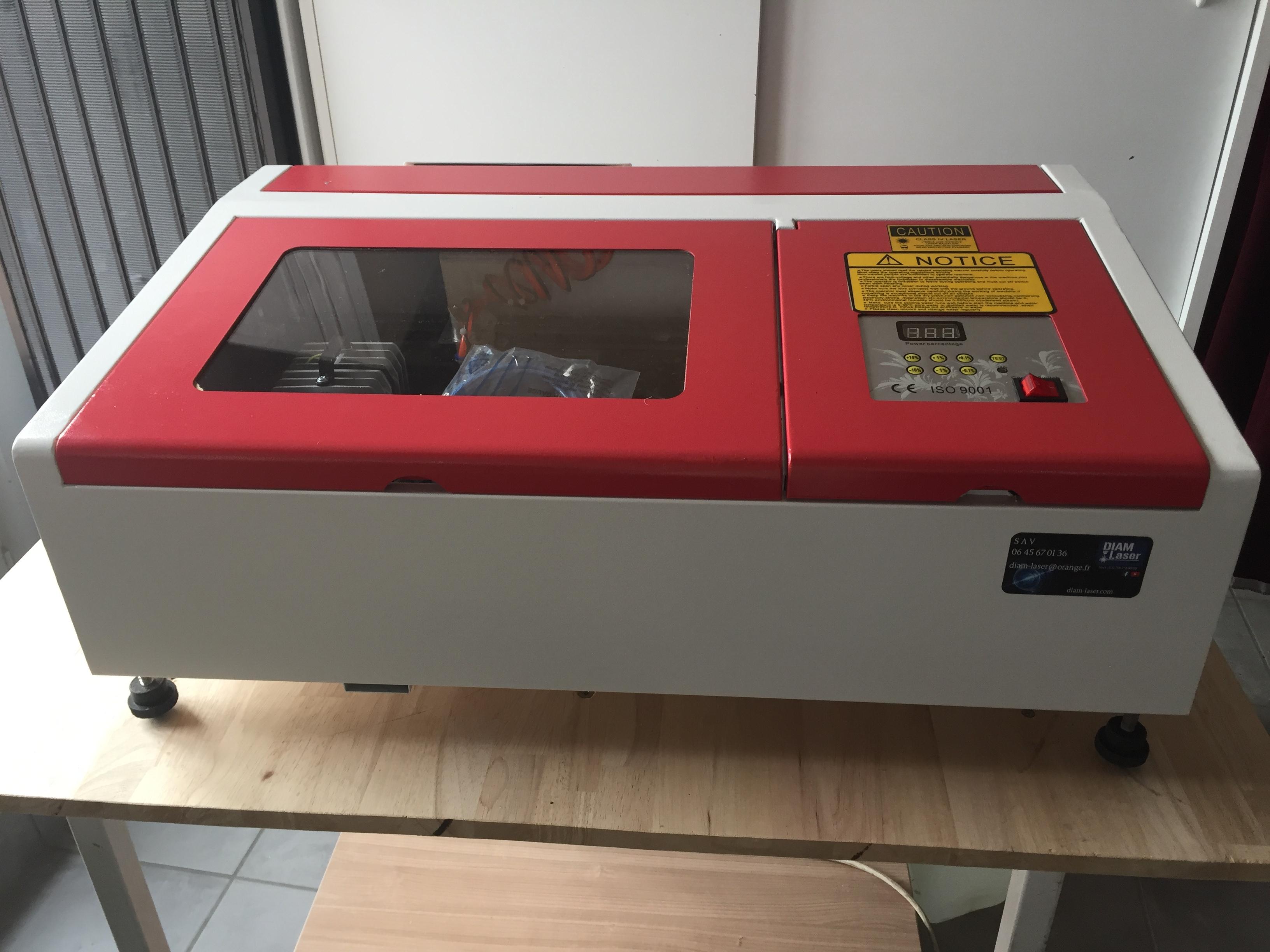 Machine dm k 40