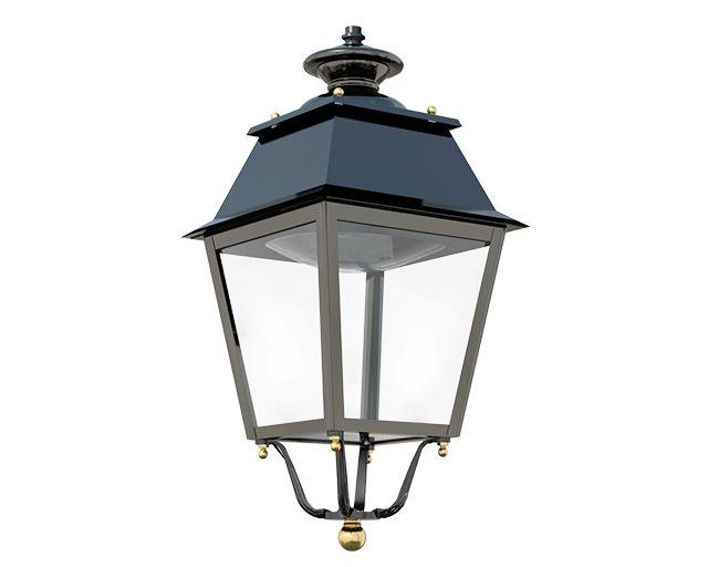 Lot de 15 lampadaires en fonte de 2,50m Eclairage