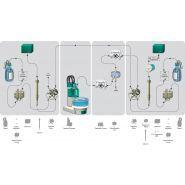 Profic vario 2 ancat - chromatographie ionique - metrohm - avec ultrafiltration inline