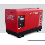 Ge 45 ysc groupe électrogène - mosa - fréquence: 50 hz