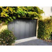 Porte de garage laterale
