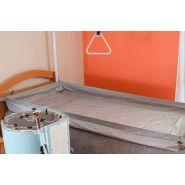 Housse de protection étanche - douche au lit - synoxis médical