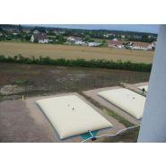 Citerne souple pour l'eau potable - rcy - poids: 950 g/m²