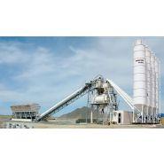Cbs 180–200 tb elba centrale à béton - ammann france - 177 à 190 m³/h