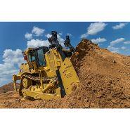 D9t - tracteurs - caterpillar finance france - poids en ordre de marche : 48361 kg