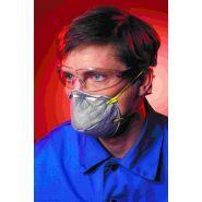 3m 9913 ffp1 nr d - masque respiratoire - cerva - contre la poussière et les aérosols jusqu'à 4x npk p contre gaz et vapeurs avec odeur désagréable sous npk p