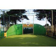 Terrain multisports : modulo arena avec couverture totale