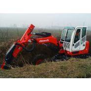 R553 big foot-forester pelle araignée
