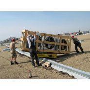 Track-o twin-track 66 - chariot électrique - movex - capacité de charge 503 kg