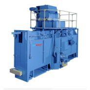 MR 2412 - Compresseur pour sablage - International Surface Technologies - Vitesse de 1 à 60 pieds par minute