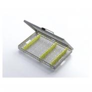 Kit d'instruments aesculap chirurgie implantaire + fils de sutures