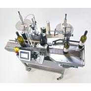 Ninette auto - étiqueteuse alimentaire - machine semi-automatique