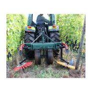 Bineuses à doigts viticulture et arboriculture - k.u.l.t.-kress - vitesse de travail 4 - 15 km/h