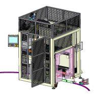 Machines spéciales - caire industrie - visseuse automatique weber