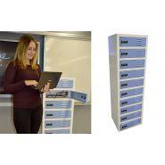 Aralocker10+ - armoire de rechargement - aratice - 10 casiers individuels