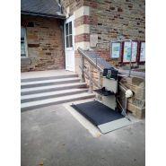 Plateforme monte-escaliers (pour escaliers droits) x3