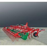 Minichisel - Déchaumeurs à dents - Ovlac - Largeurs de travail de 2,5 m à 12 m