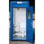 Bloc sanitaire gamme economique 1 wc
