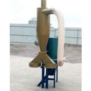 Broyeur multifonction pour préparation de granulés avec cyclone ath06