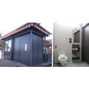 Toilette autonettoyante twater