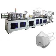 Ligne de fabrication masques n95 - ffp2 - ffp3