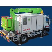 192 cpm camion nacelle - fe group - 12t