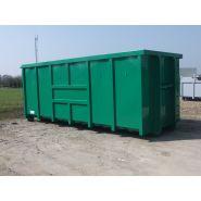C - benne à déchets - carrosserie de la france - longueur de 6m