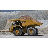 798 ac tombereau minier - caterpillar - c175-16 cat