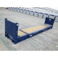 CONTAINER 40 PIEDS FLAT RACK