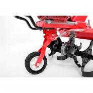 Motoculteur fraise de jardin hecht - h746