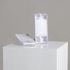 Distributeur de savon streamline blanc sku: h-776-zd02