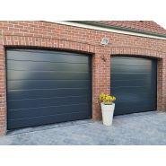 Porte de garage sectionnelle 40mm
