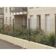 Axis® s - clôture en panneaux rigides