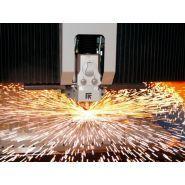 Platino - machine de découpe laser 2d - prima power france - plat compact