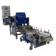 Te 60 n - tribofinition - avatec - machine de finition à force centrifuge